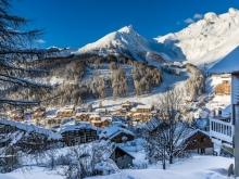 Pra Loup (Val d'Allos)