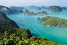 Thaiföld - Koh Samui